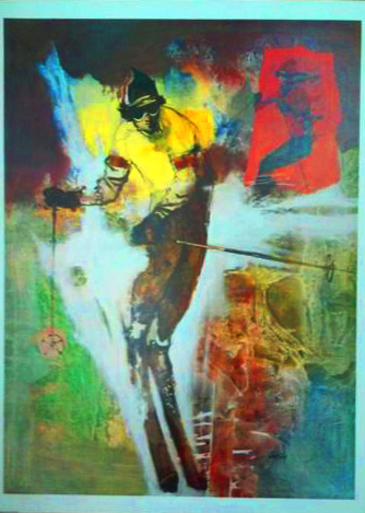 Ski Poster Pic for blog vibrant