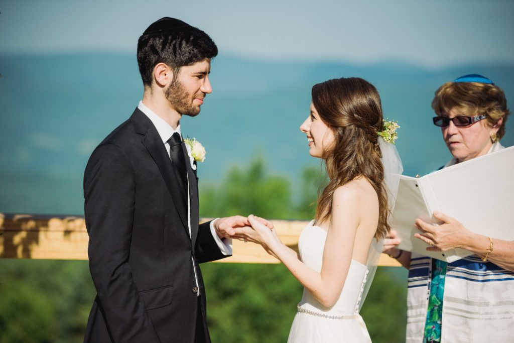 Summertime Catskills Wedding